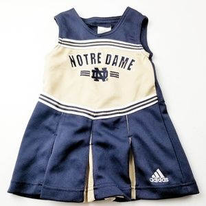 Adidas Notre Dame Cheerleader Outfit